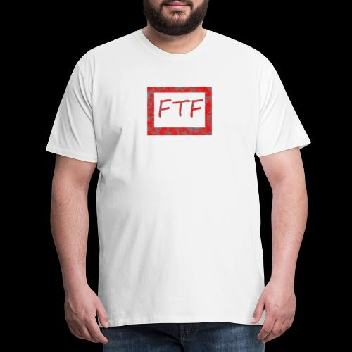 FTF Collection THREe - Männer Premium T-Shirt