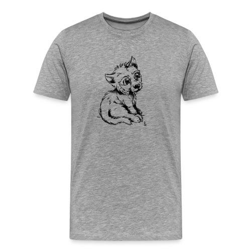 Louvetau - T-shirt Premium Homme