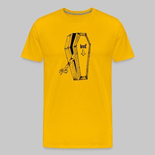 HORRIBLE OCTOBRE 2021BLACK COFFIN - T-shirt Premium Homme