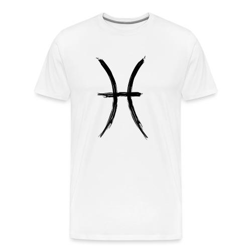 Pisces clean png - T-shirt Premium Homme