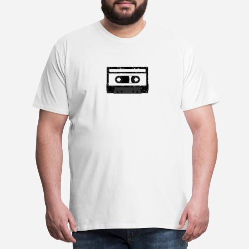 Kassette   Kompaktkassette   Compact Cassette - Männer Premium T-Shirt