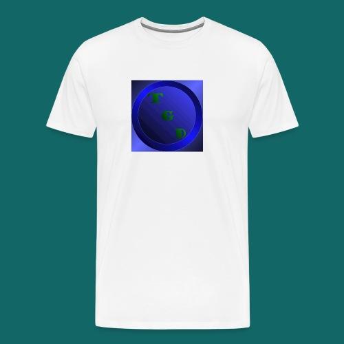 TheGamingDjes Mok - Mannen Premium T-shirt