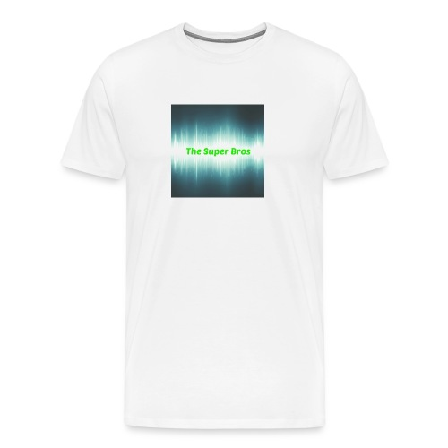 The Super Bros - Standard Fan cover (i-Phone 6/6s) - Herre premium T-shirt