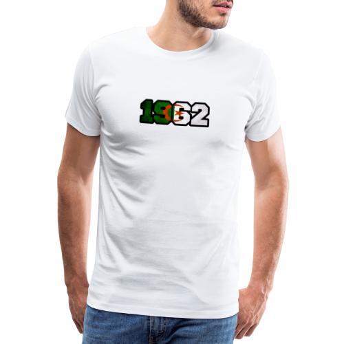 1962 - T-shirt Premium Homme