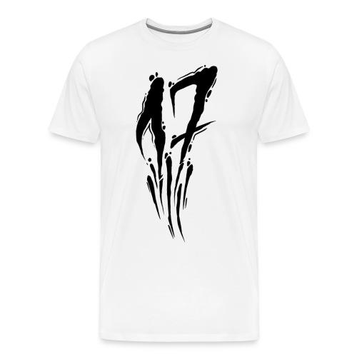 17 - T-shirt Premium Homme