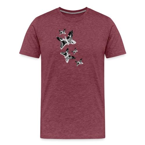 Schmetterlinge - Männer Premium T-Shirt