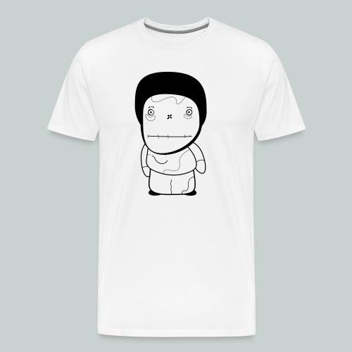 Curious boy - Men's Premium T-Shirt