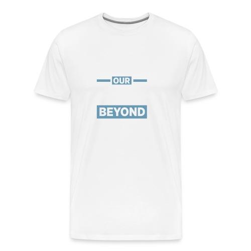 Once we accept our limits - Men's Premium T-Shirt