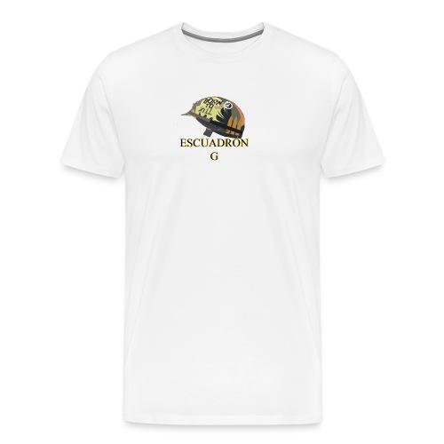 ESCUADRON G - Camiseta premium hombre