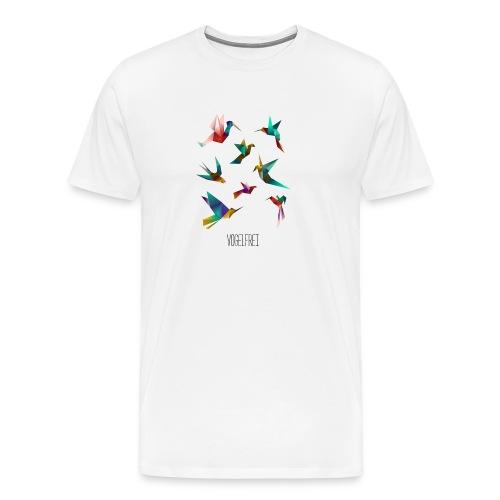 Vogelfrei - Männer Premium T-Shirt