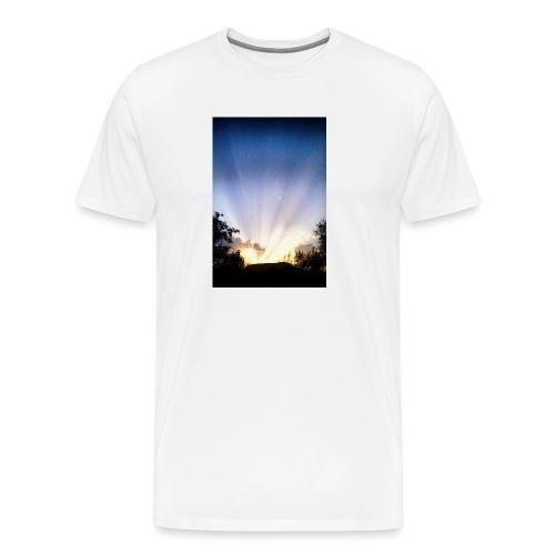Sunset Ray 1 - T-shirt Premium Homme