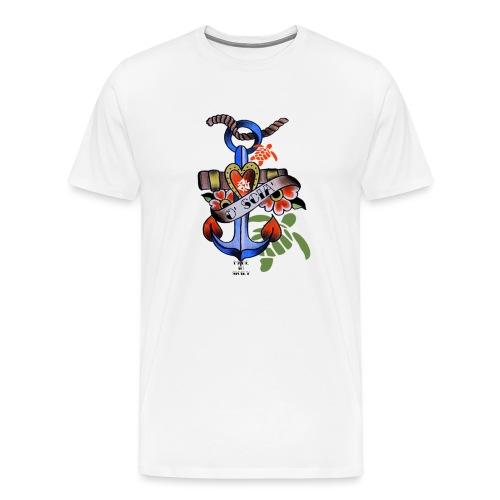 OSCIA' LAMPEDUSA - Maglietta Premium da uomo