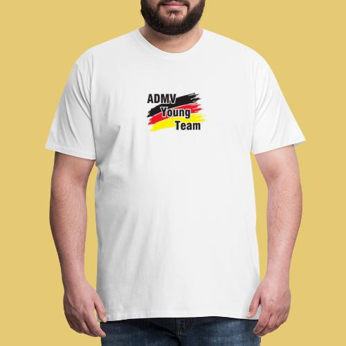 logo admv young - Männer Premium T-Shirt