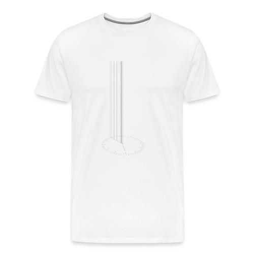 Interstellar_STAY - Männer Premium T-Shirt