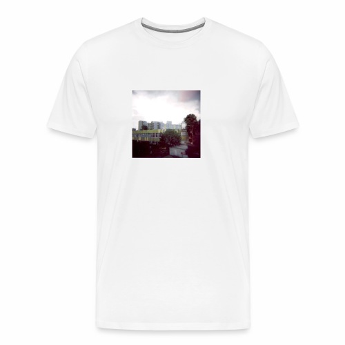 Original Artist design * Blocks - Men's Premium T-Shirt