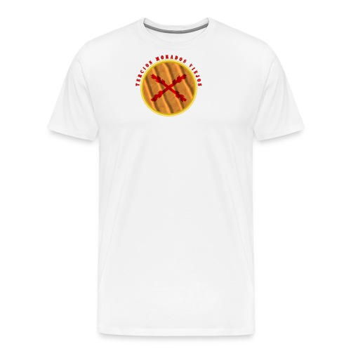 Tercios Morados VIejos - Camiseta premium hombre