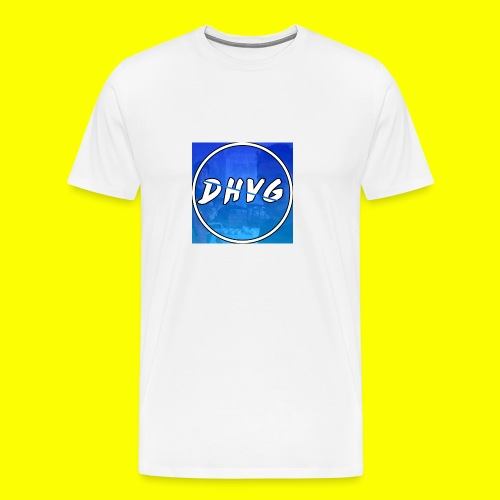 DusHeelVeelgamen New T shirt - Mannen Premium T-shirt