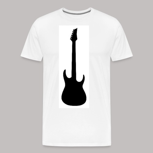 Guitar - Camiseta premium hombre