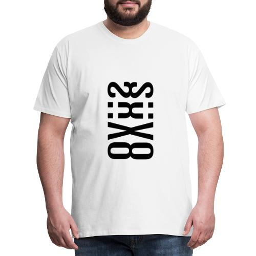 Leipzig Südvorstadt SüVo - Männer Premium T-Shirt