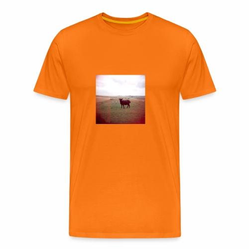 Original Artist design * Black Sheep - Men's Premium T-Shirt