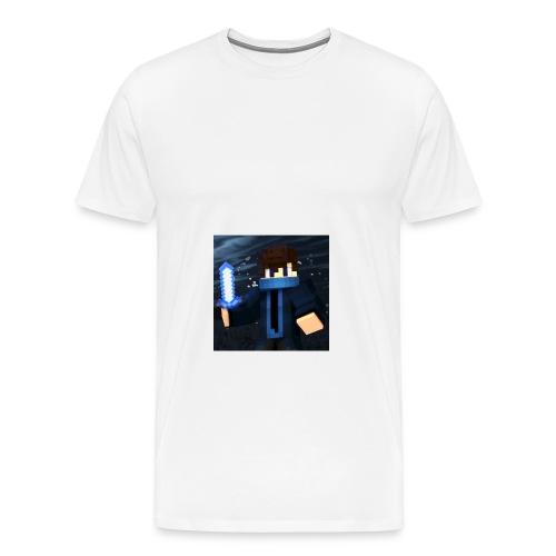 ThreeComedyPB png - Männer Premium T-Shirt