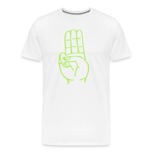 Oli G. Packers Edition - Männer Premium T-Shirt