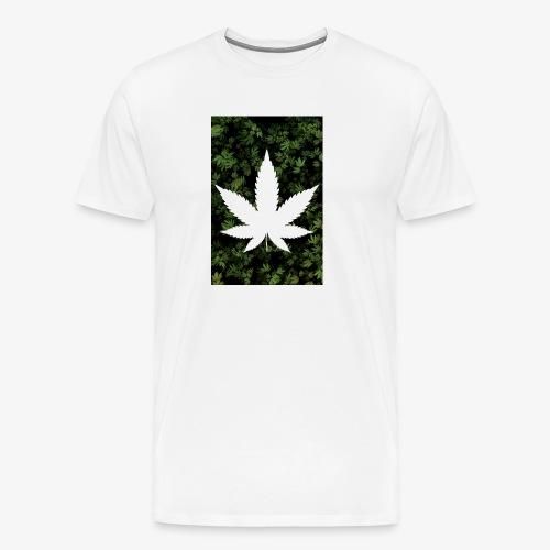 Weed_Design - Männer Premium T-Shirt