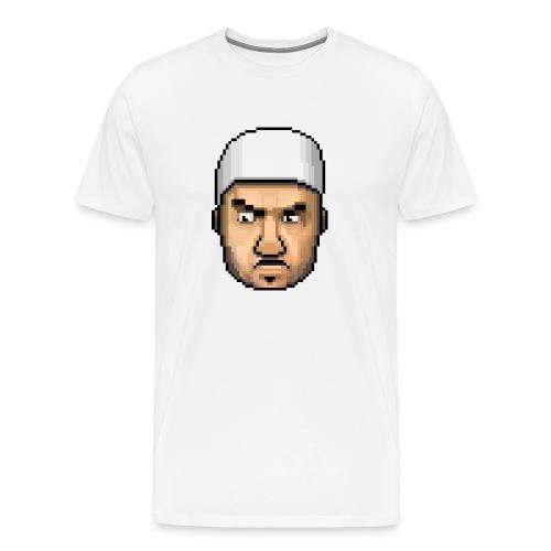 buck-solopixel-24cm-camis - Camiseta premium hombre