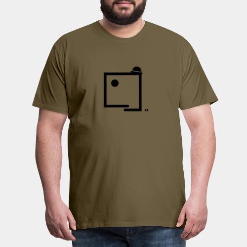 A-101 Bodo Melone - Männer Premium T-Shirt