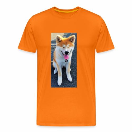 Akita Yuki - Men's Premium T-Shirt