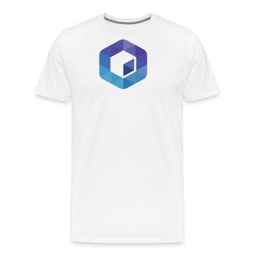 Neblio - Next Gen Enterprise Blockchain Solution - Men's Premium T-Shirt