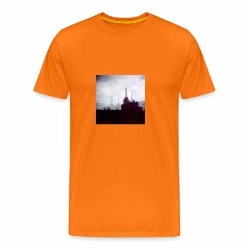 Original Artist design * Battersea - Men's Premium T-Shirt