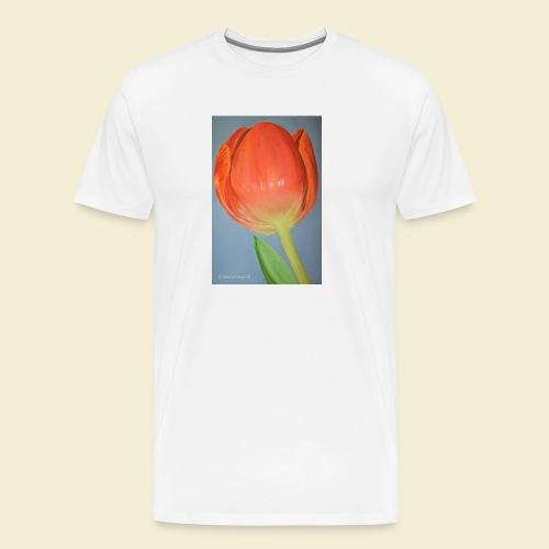 Tulpe - Männer Premium T-Shirt