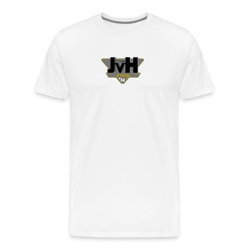 JvH png - Men's Premium T-Shirt