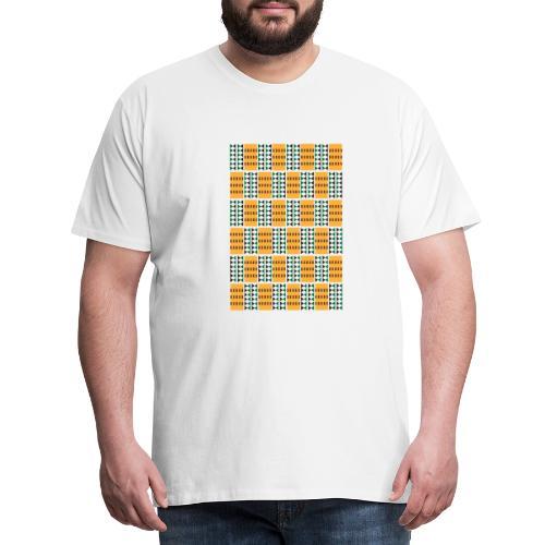 Design Malawi - Mannen Premium T-shirt