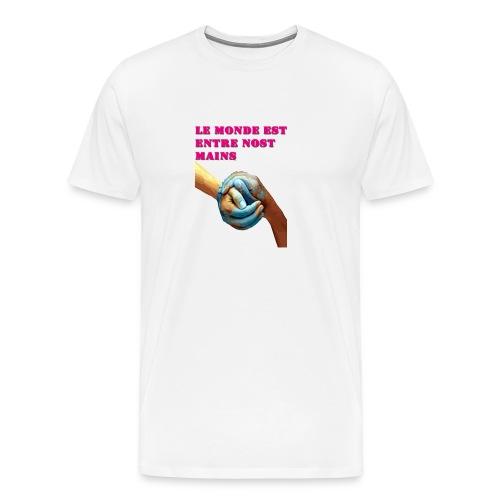 Pueblo unido - Camiseta premium hombre