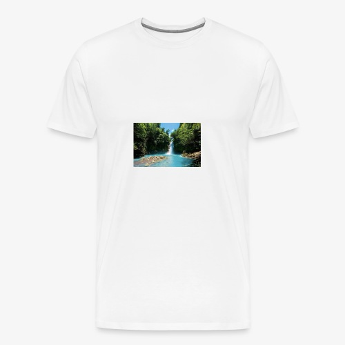 144C9201 8308 4E5B B0E9 CAEB089F7157 - Männer Premium T-Shirt