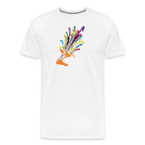 I said I love you - Men's Premium T-Shirt