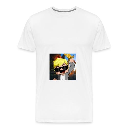 iMrTank (Woman Tank Top) - Men's Premium T-Shirt