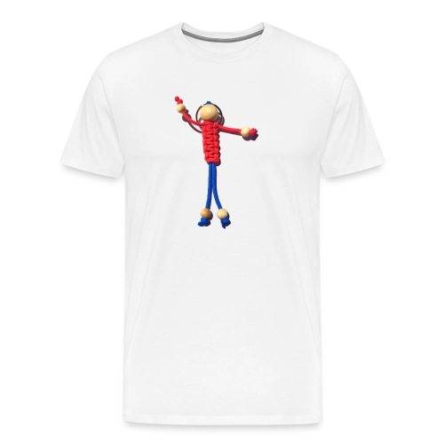 Knotenmann - Männer Premium T-Shirt