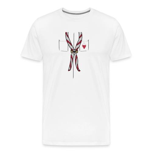 Hemd Kinder Wölfling - Männer Premium T-Shirt