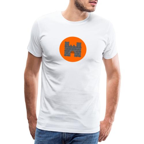 Borg - Premium-T-shirt herr