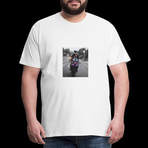 Raider Gohst - Männer Premium T-Shirt