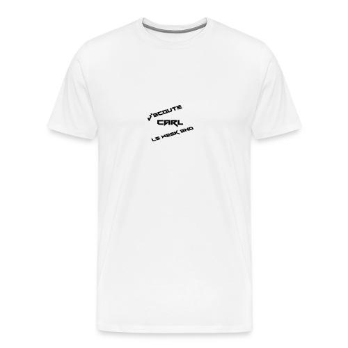 logo boutique - T-shirt Premium Homme