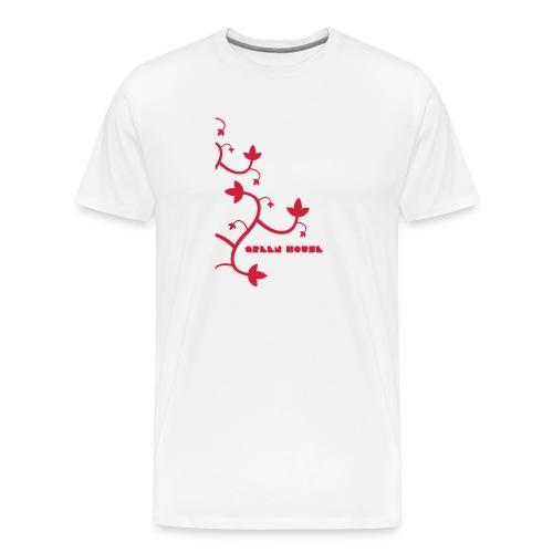 leafgirls12 - Men's Premium T-Shirt