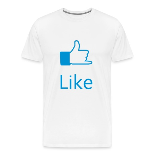 Like Weed - Männer Premium T-Shirt