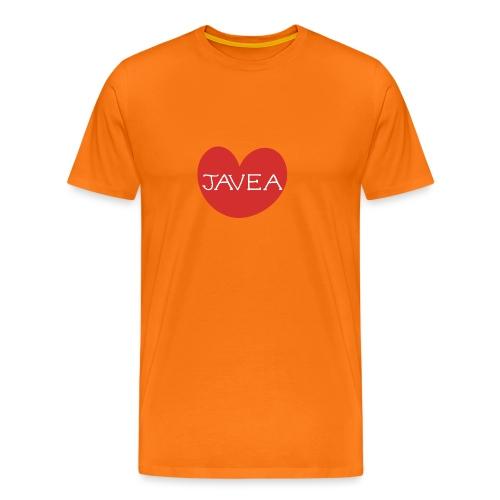 LOVE JAVEA - Camiseta premium hombre