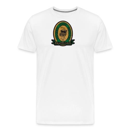 gold png - Men's Premium T-Shirt
