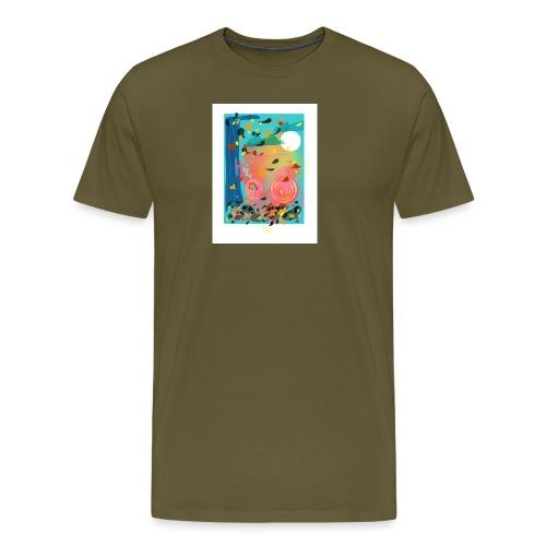 Fall - Herre premium T-shirt