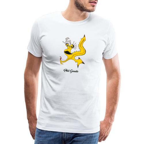 Phil Goude - T-shirt Premium Homme